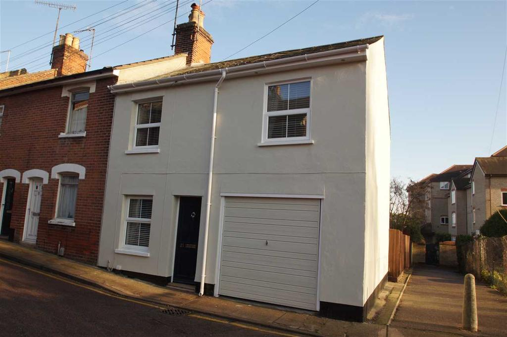 4 Bedrooms End Of Terrace House for sale in St. Julian Grove, Colchester