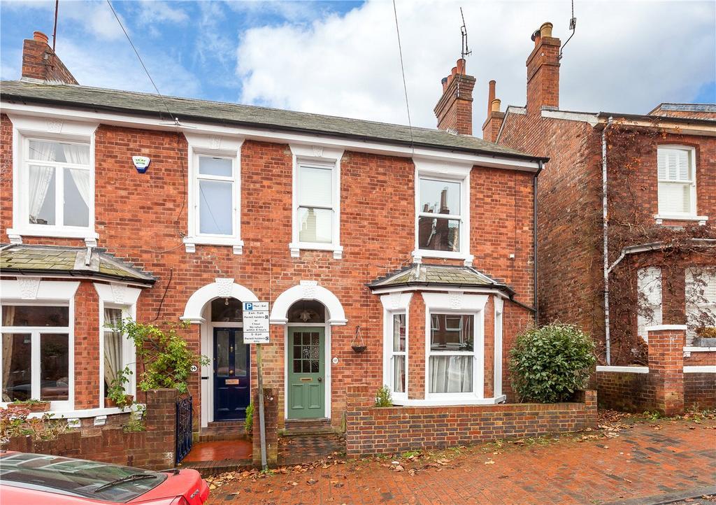 4 Bedrooms Semi Detached House for sale in Grosvenor Park, Tunbridge Wells, Kent, TN1