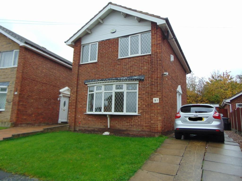 3 Bedrooms Detached House for rent in Stone Brig Green, Rothwell, Leeds
