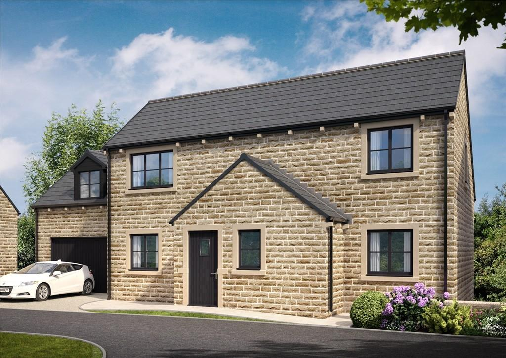 4 Bedrooms Detached House for sale in Plot 2 Andrews Mill, Manchester Road, Greenfield