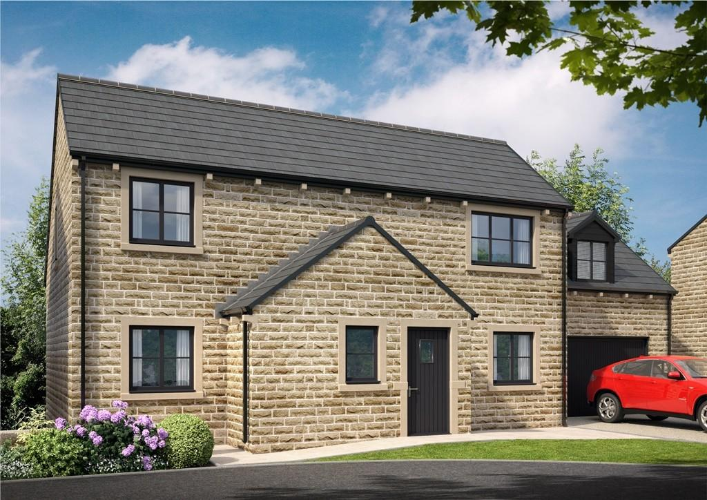 4 Bedrooms Detached House for sale in Plot 3 Andrew Mill, Manchester Road, Greenfield