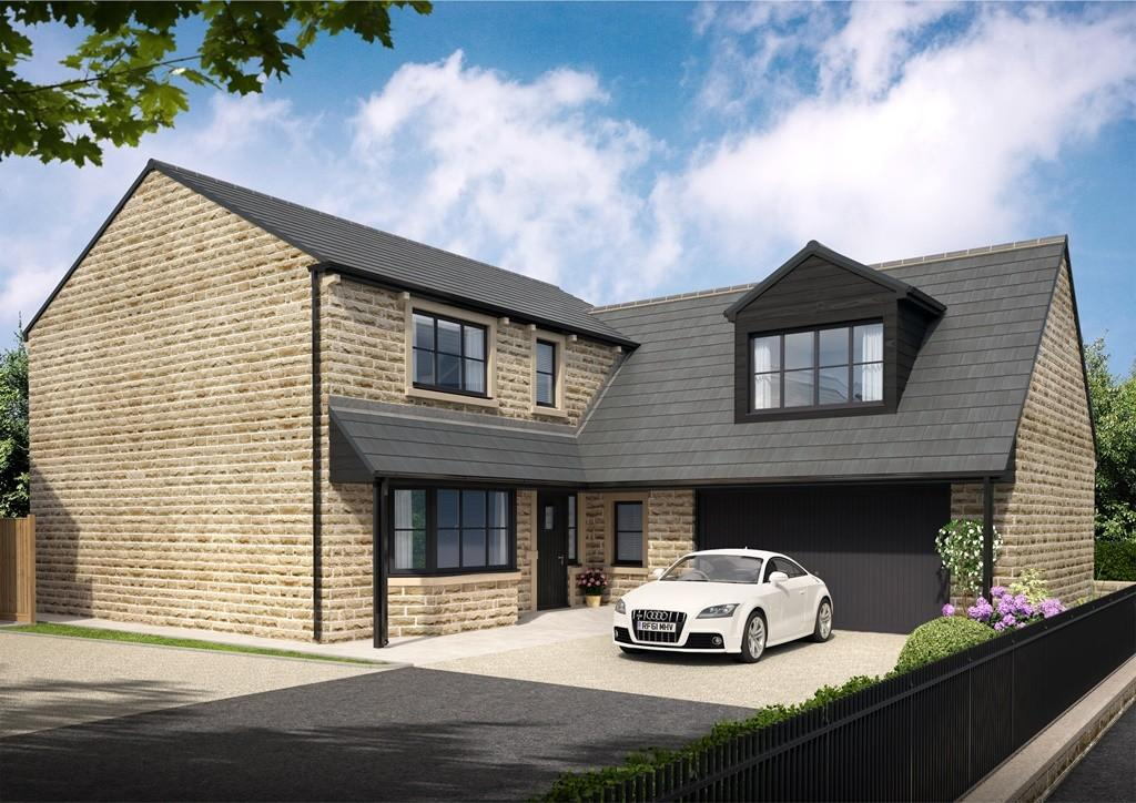 5 Bedrooms Detached House for sale in Plot 4 Andrew Mill, Manchester Road, Greenfield