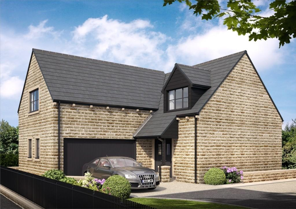 4 Bedrooms Detached House for sale in Plot 1 Andrew Mill, Manchester Road, Greenfield