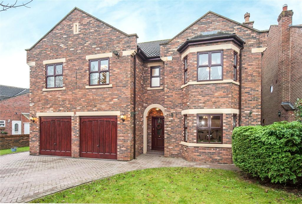 5 Bedrooms Detached House for sale in Little Stainton, Stockton-on-Tees