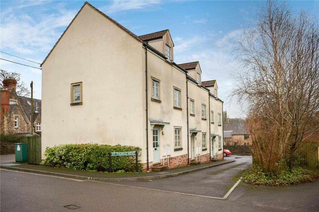 3 Bedrooms House for sale in St. Thomas Mews, North Road, Wells, Somerset, BA5