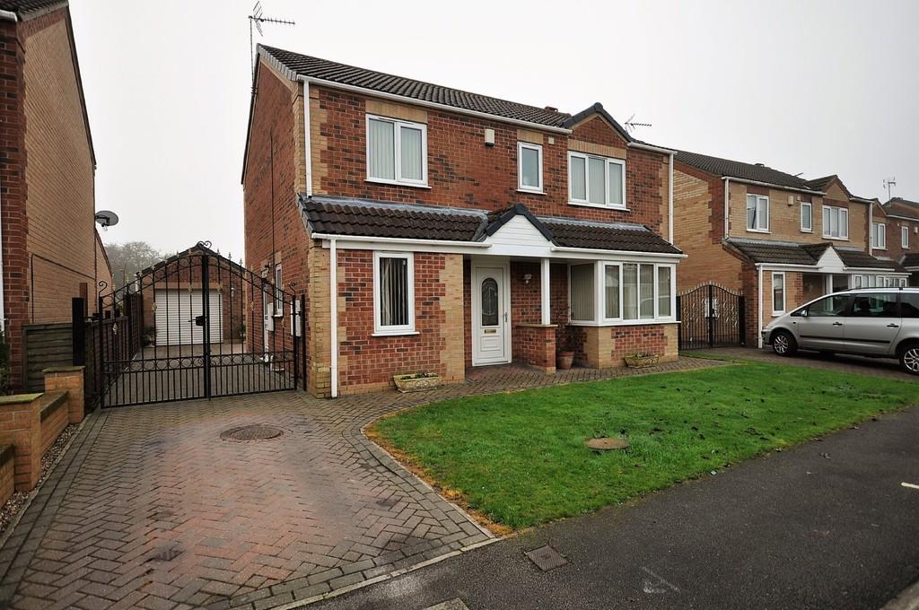 4 Bedrooms Detached House for sale in Kingsmede, Moorends, Doncaster