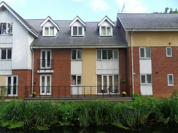 2 Bedrooms Flat for sale in Alexandra Wharf, GRIMSBY
