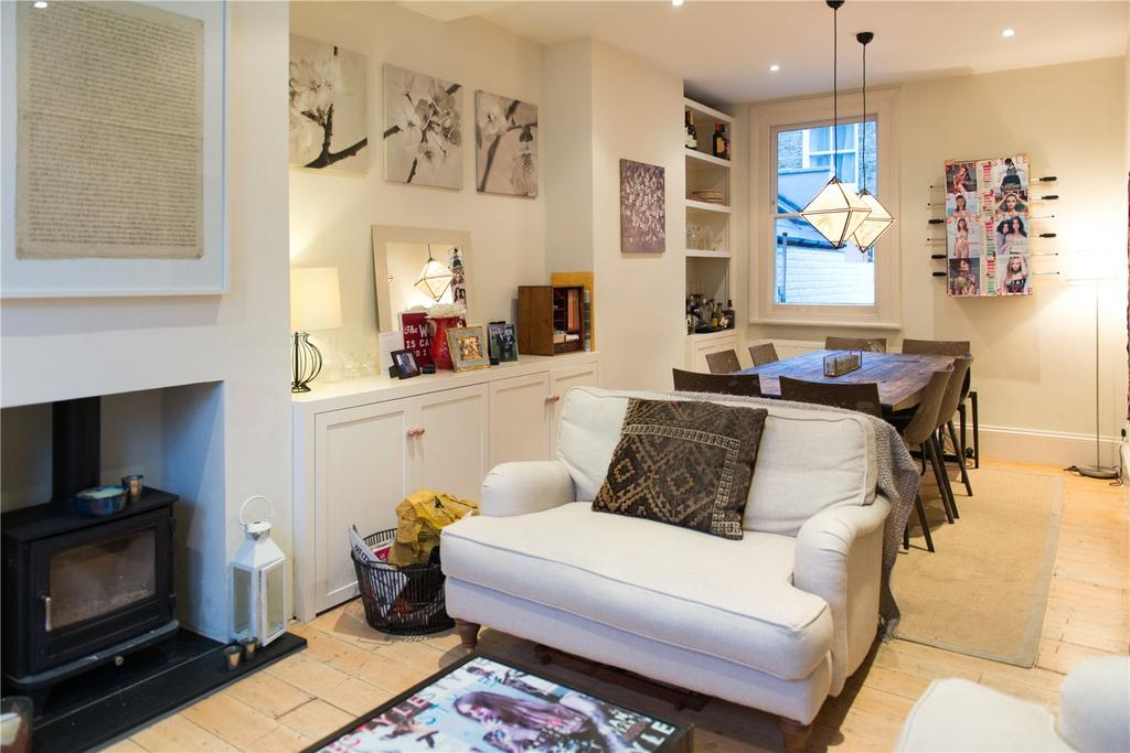 3 Bedrooms Terraced House for sale in Burnthwaite Road, London