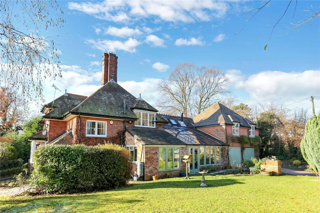 4 Bedrooms Detached House for sale in Markfield Lane, Botcheston