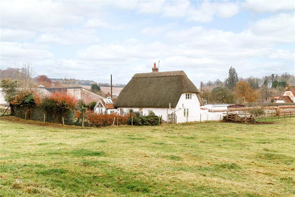 4 Bedrooms Detached House for sale in West Street, Aldbourne, Marlborough, Wiltshire, SN8