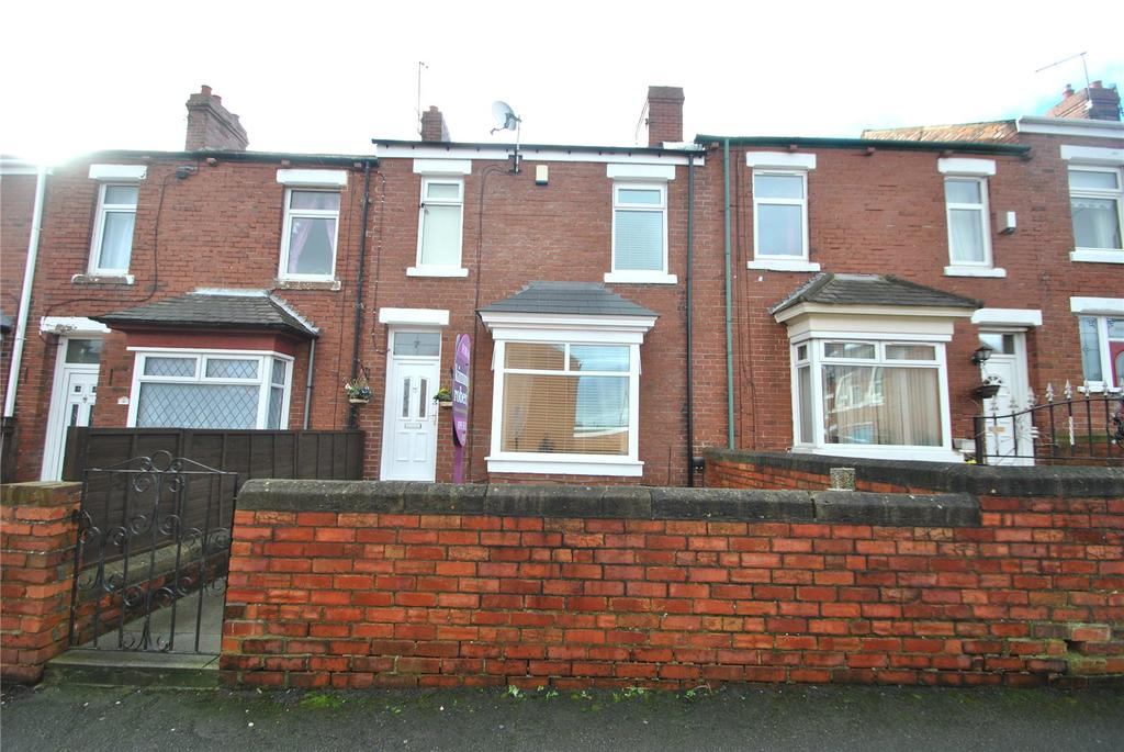 3 Bedrooms Terraced House for sale in St Aldwyn Road, Seaham, Co Durham, SR7