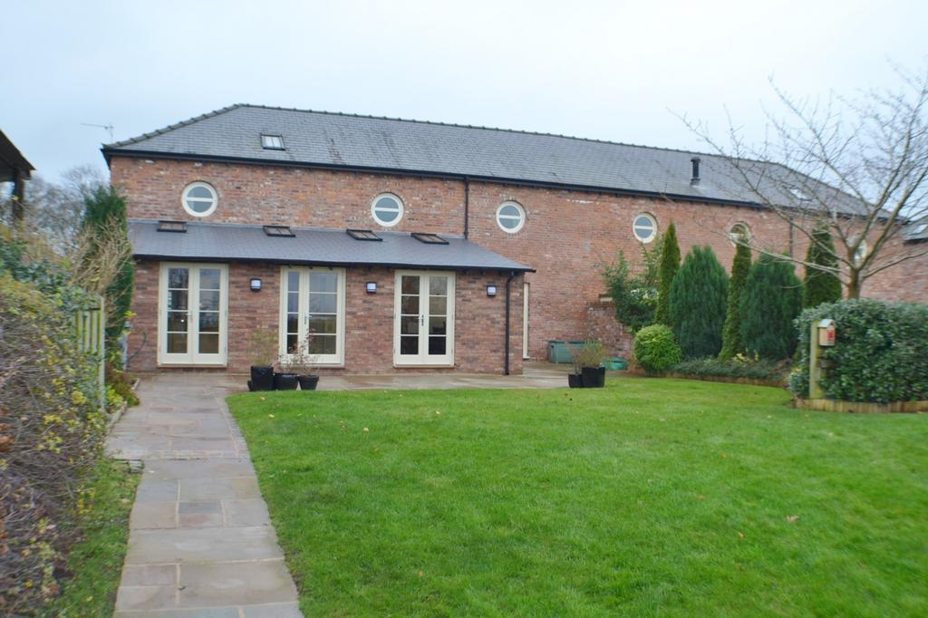 4 Bedrooms Semi Detached House for sale in Smethwick Hall Farm Barns, Smethwick Lane, Brereton