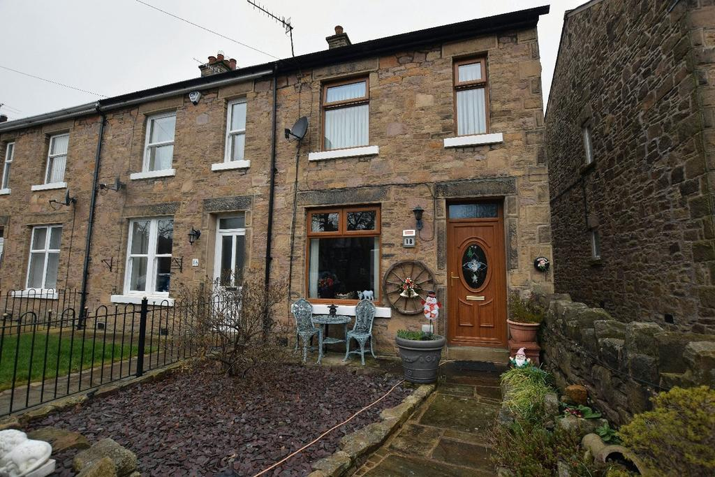 2 Bedrooms End Of Terrace House for sale in Goyt Road, Whaley Bridge, High Peak