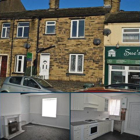 2 bedroom terraced house to rent - Thornton Road, Four Lane Ends, BD8 9SF