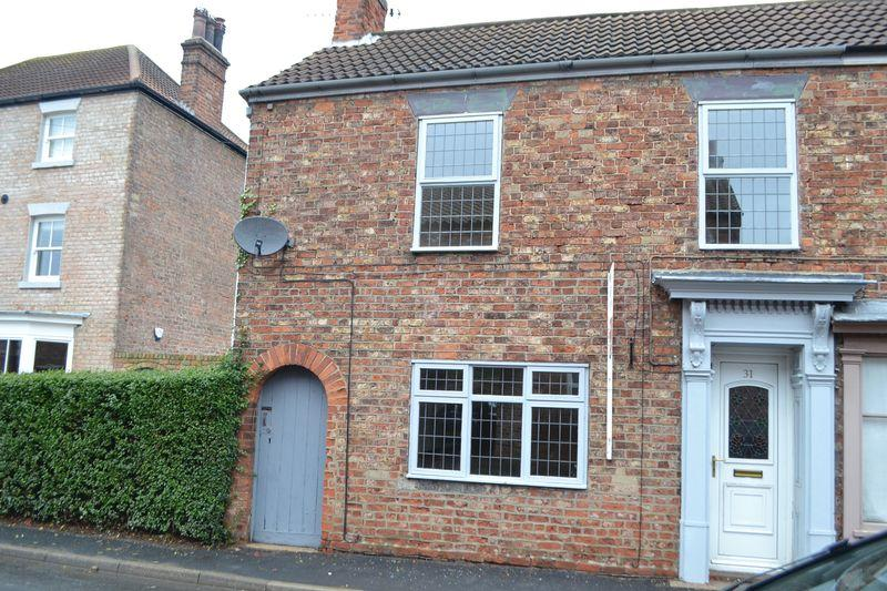 3 Bedrooms End Of Terrace House for sale in Cross Street, Scunthorpe