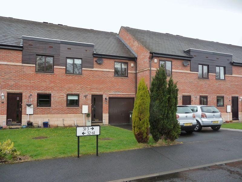 3 Bedrooms Terraced House for sale in WILLIAMS PARK, Benton