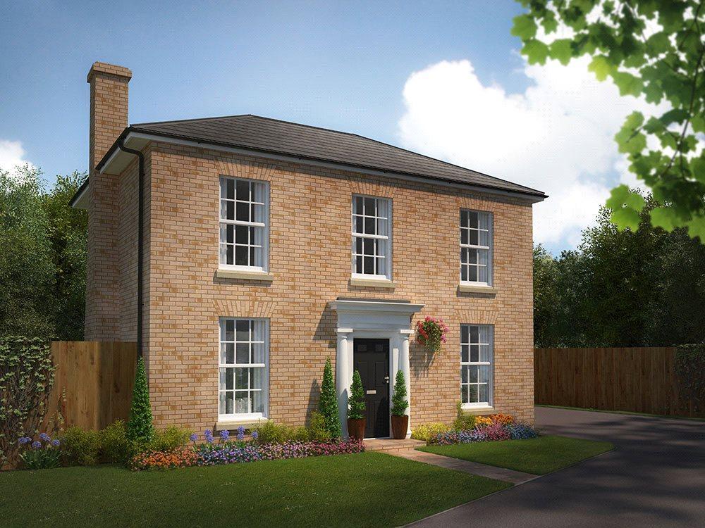 4 Bedrooms Detached House for sale in Plot 9, St George's Park, George Lane, Loddon, Norwich, NR14