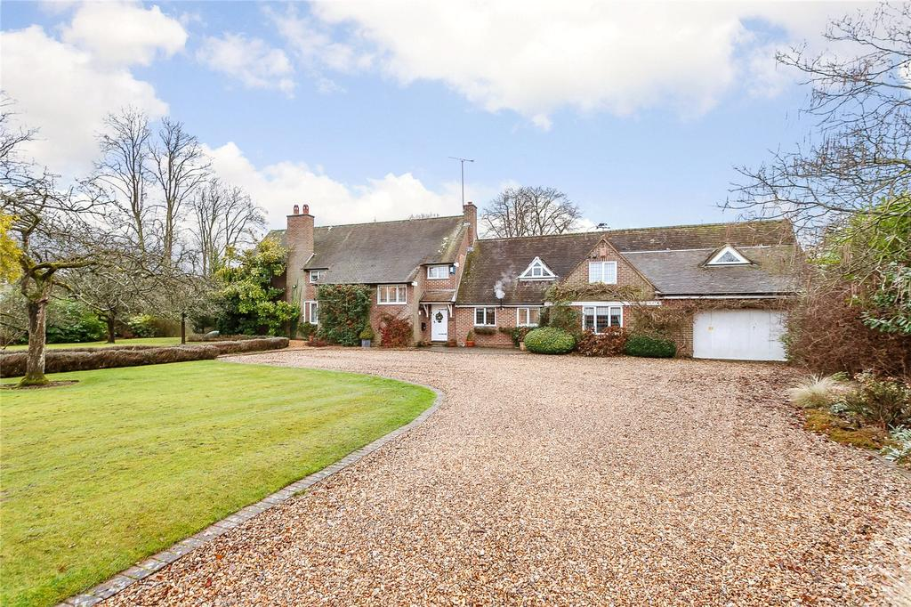 6 Bedrooms Detached House for sale in Pound Lane, Sonning, Reading, RG4
