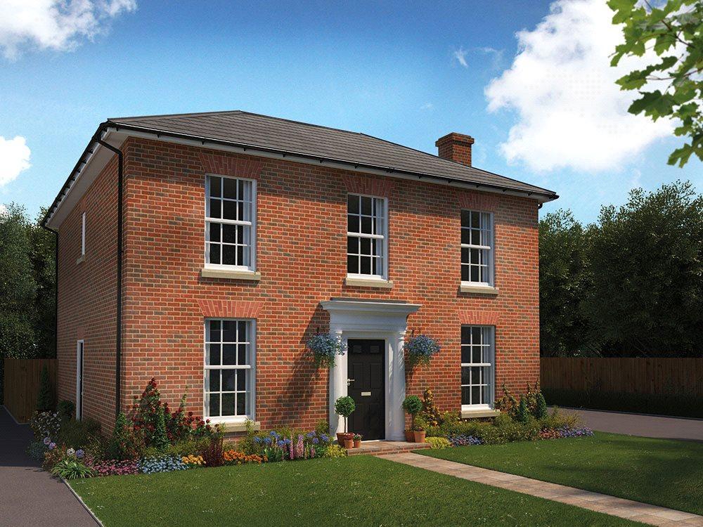 4 Bedrooms Detached House for sale in Plot 11, St George's Park, George Lane, Loddon, Norwich, NR14