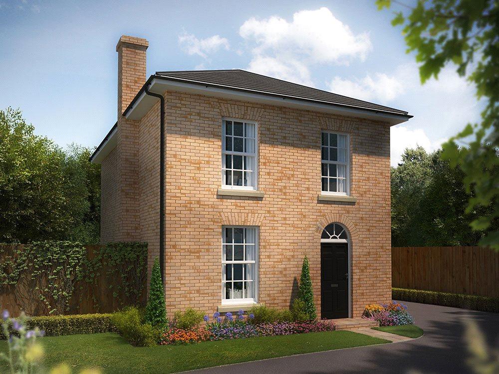 3 Bedrooms Detached House for sale in Plot 7, St George's Park, George Lane, Loddon, Norwich, NR14