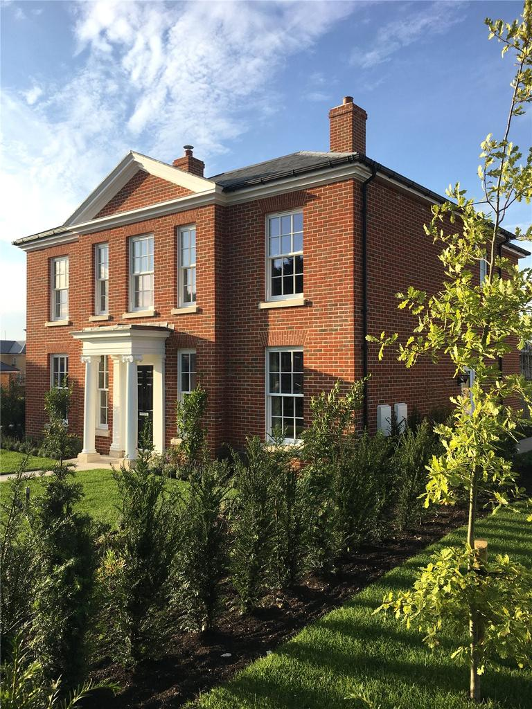 5 Bedrooms Detached House for sale in Plot 6, St George's Park, George Lane, Loddon, Norwich, NR14