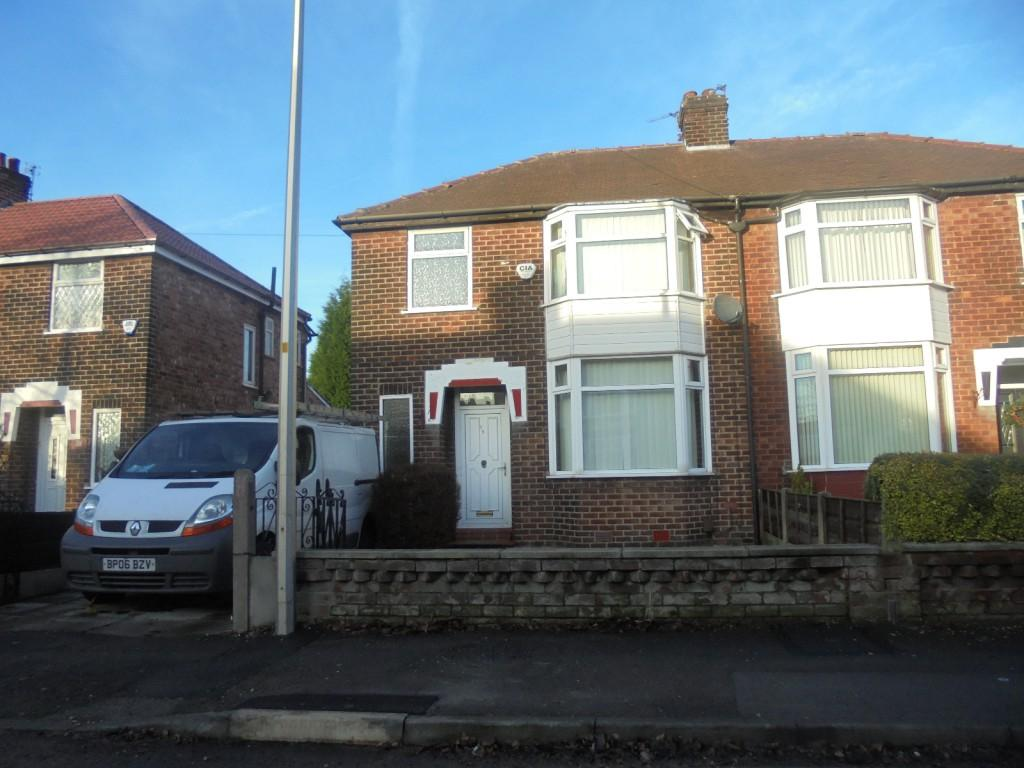 3 Bedrooms Semi Detached House for sale in Betley Road, Stockport, SK5