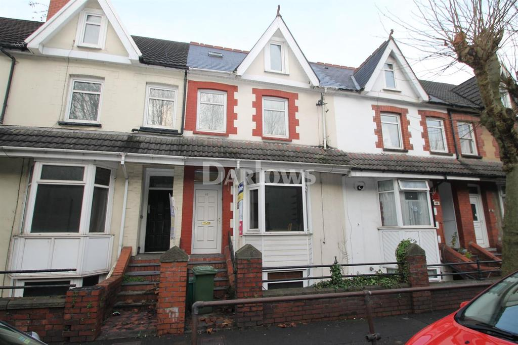 5 Bedrooms Terraced House for sale in Broadway, Treforest