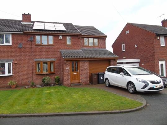 4 Bedrooms Semi Detached House for sale in 33 Meadow Road, Royston, Barnsley, S71 4AH