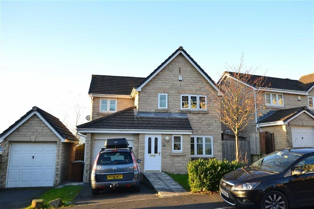 4 Bedrooms Detached House for sale in Priory Chase, Nelson, Lancashire