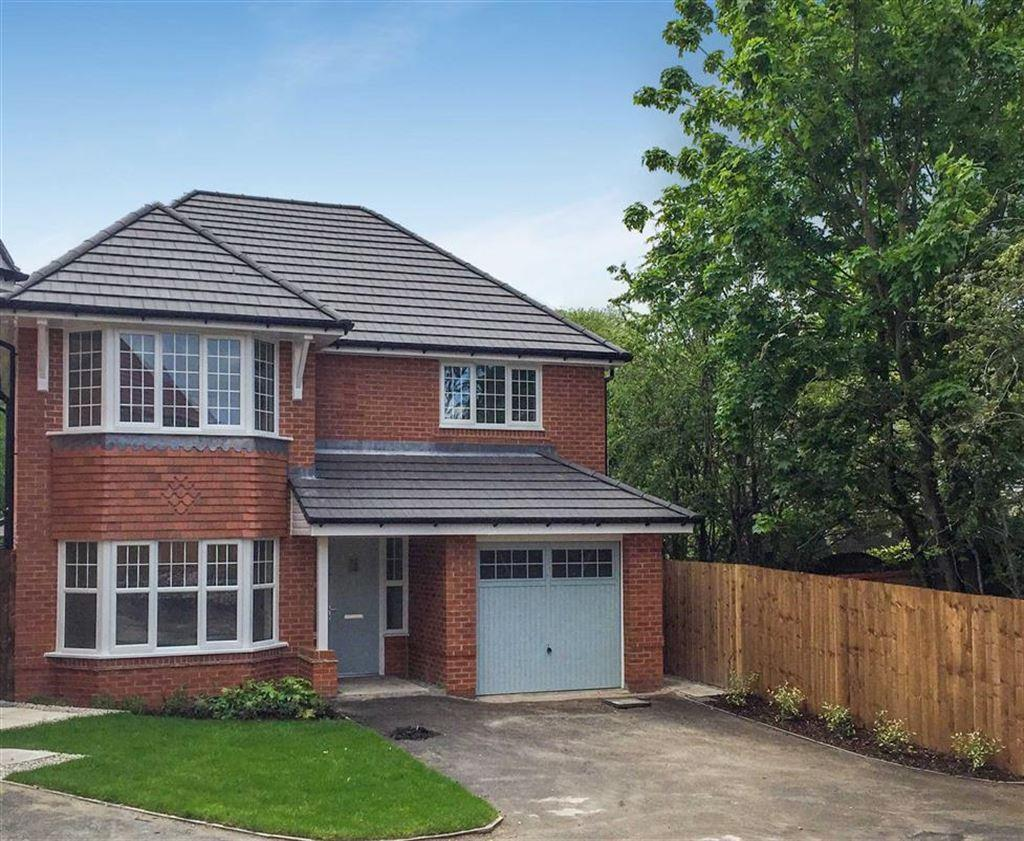 4 Bedrooms Detached House for sale in Cranleigh Drive, Worsley