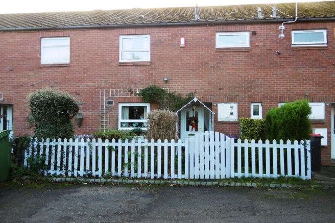 3 Bedrooms Terraced House for sale in 44 Chockleys Drive, Leegomery, Telford, Shropshire, TF1 6TS