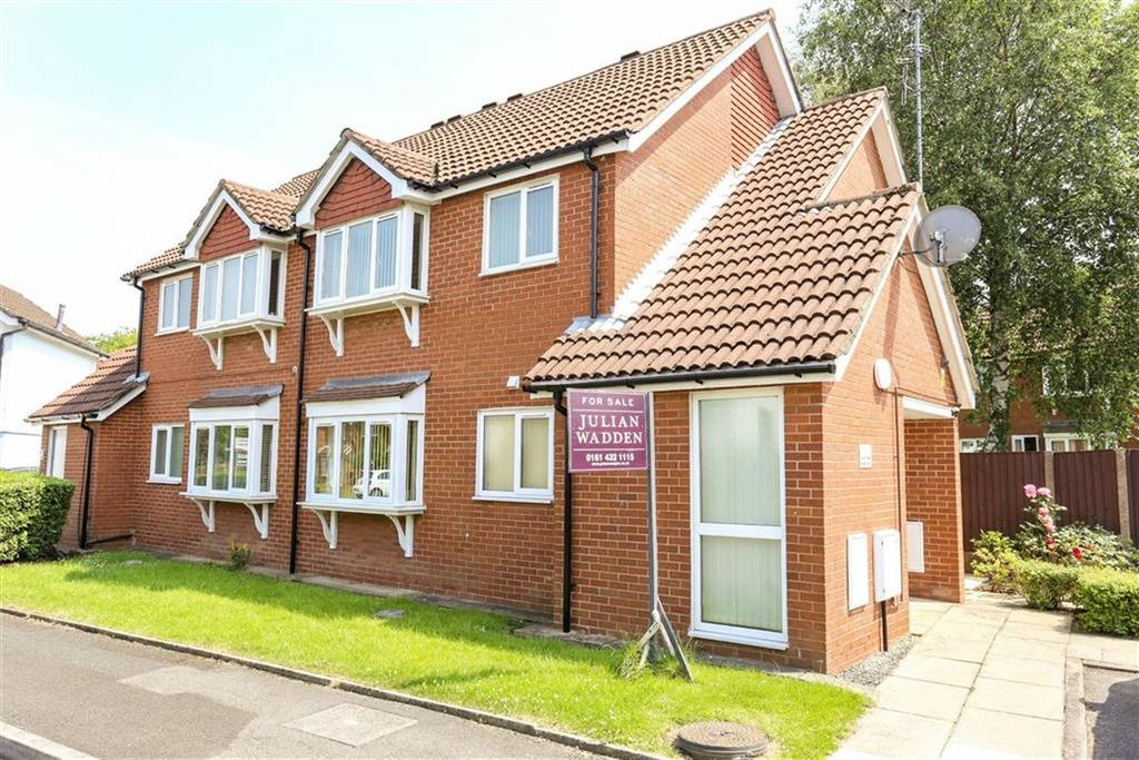 1 Bedroom Flat for sale in Carrgreen Close, Burnage