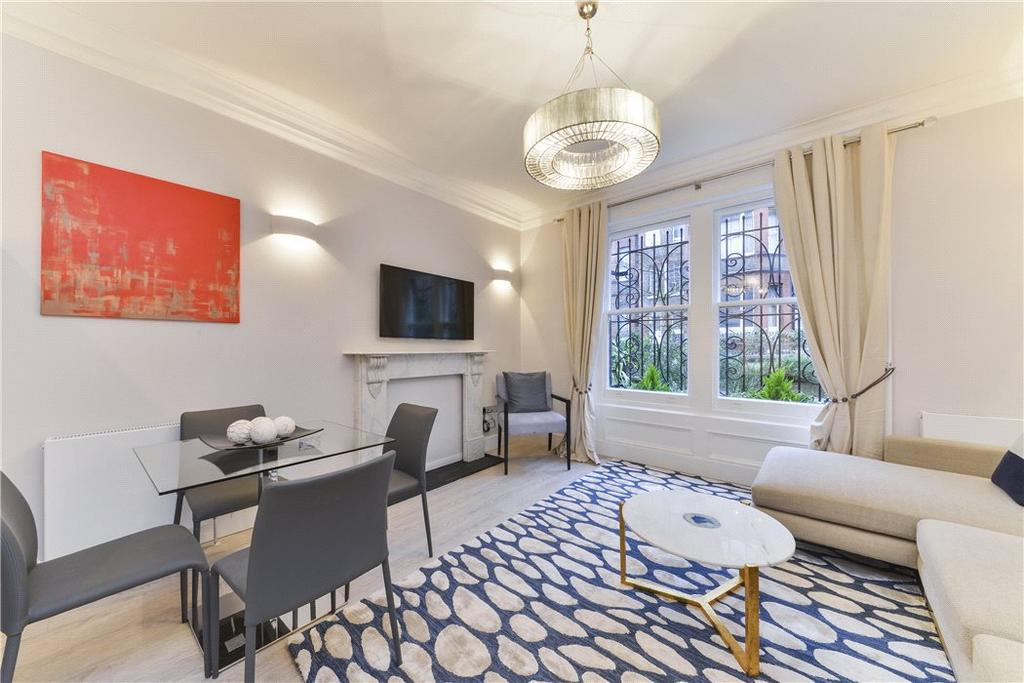2 Bedrooms Flat for sale in Rosary Gardens, South Kensington, London, SW7