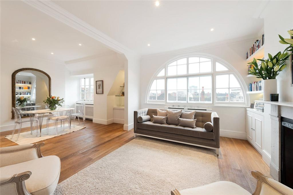 4 Bedrooms Flat for sale in Palace Mansions, Earsby Street, London