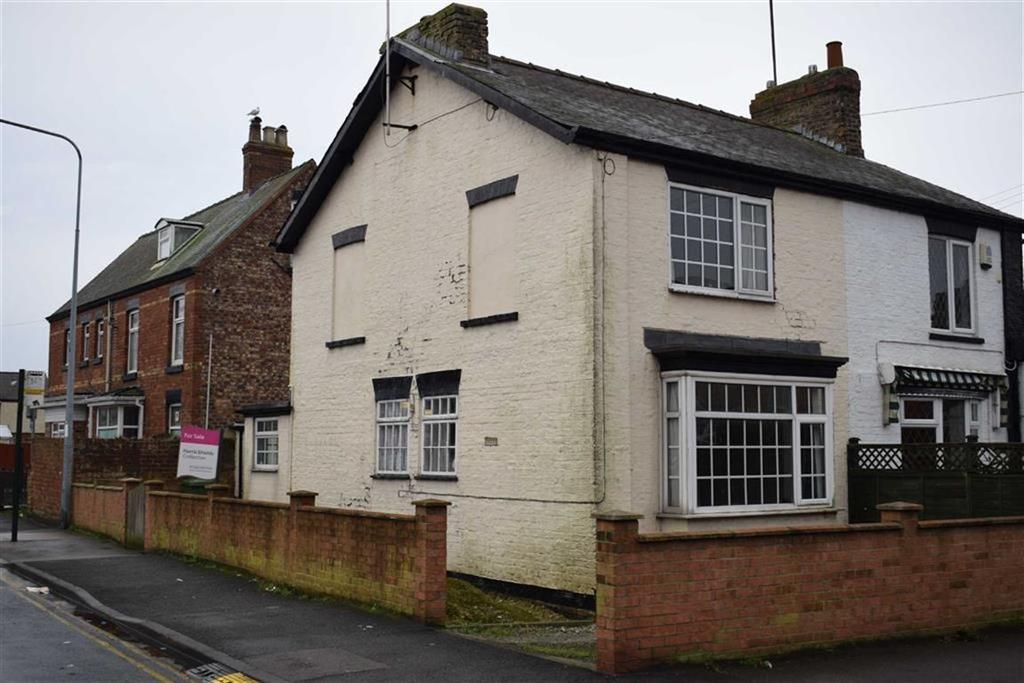 2 Bedrooms Semi Detached House for sale in Brett Street, Bridlington, East Yorkshire, YO16