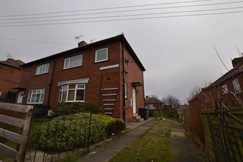 2 Bedrooms Semi Detached House for sale in Richmond Terrace, Haswell, DH6