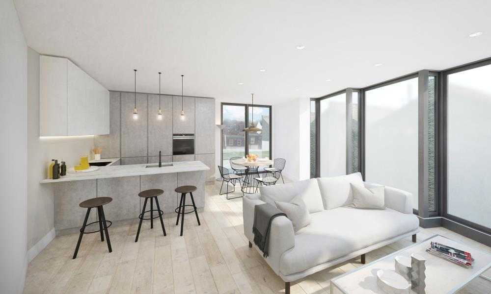 2 Bedrooms House for sale in Bayford Mews, E8