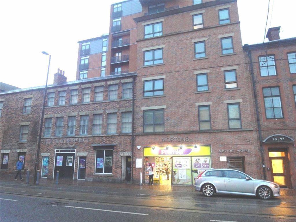 2 Bedrooms Flat for sale in Apt 34, Morton Works, West Street, Sheffield, S1