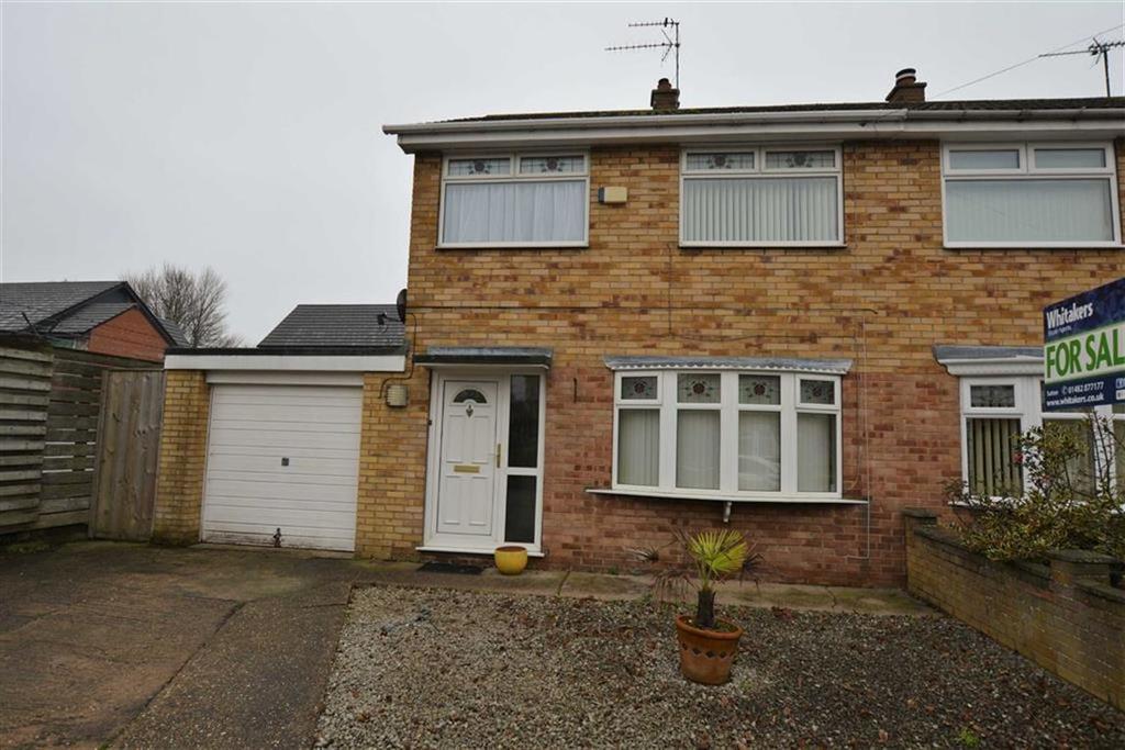 3 Bedrooms Semi Detached House for sale in Denholme Avenue, Beverley High Road, Hull, HU6