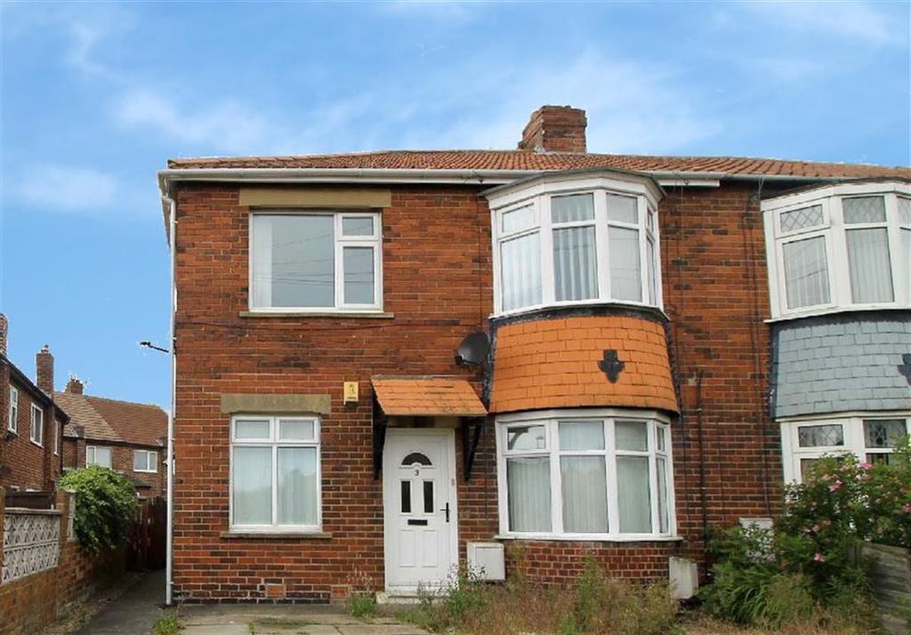 2 Bedrooms Flat for sale in Caroline Gardens, Wallsend, NE28