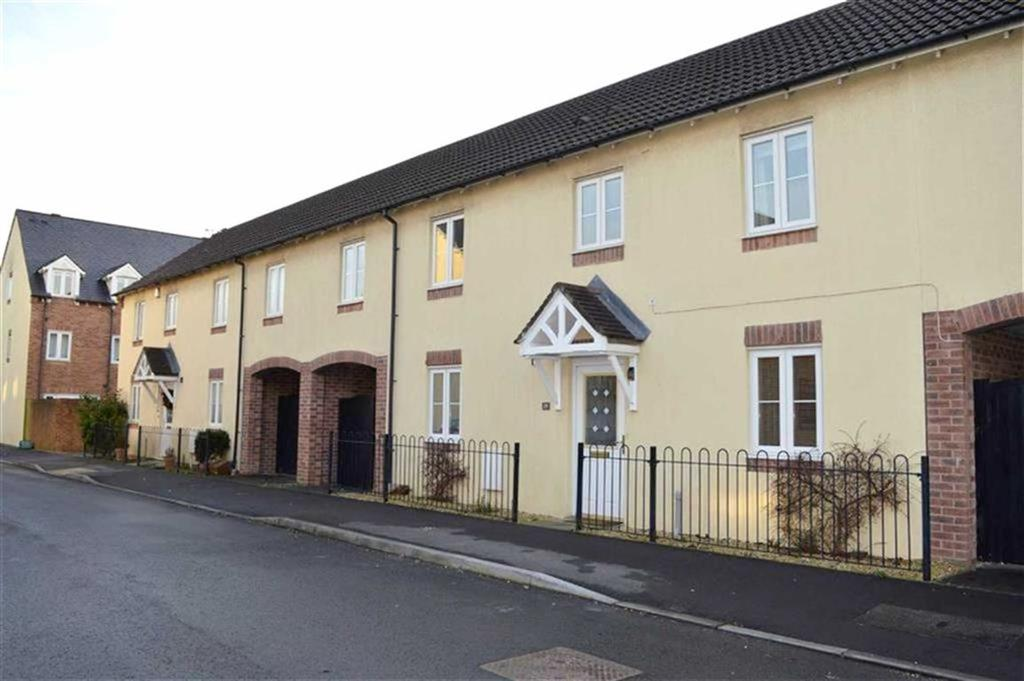 4 Bedrooms Terraced House for sale in Heol Y Gwartheg, Gowerton, Swansea