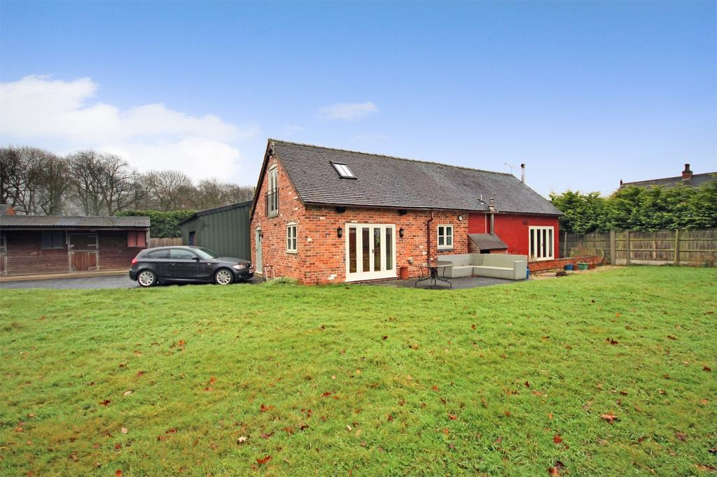 4 Bedrooms Detached House for sale in Marchington Cliff, Uttoxeter, Staffordshire