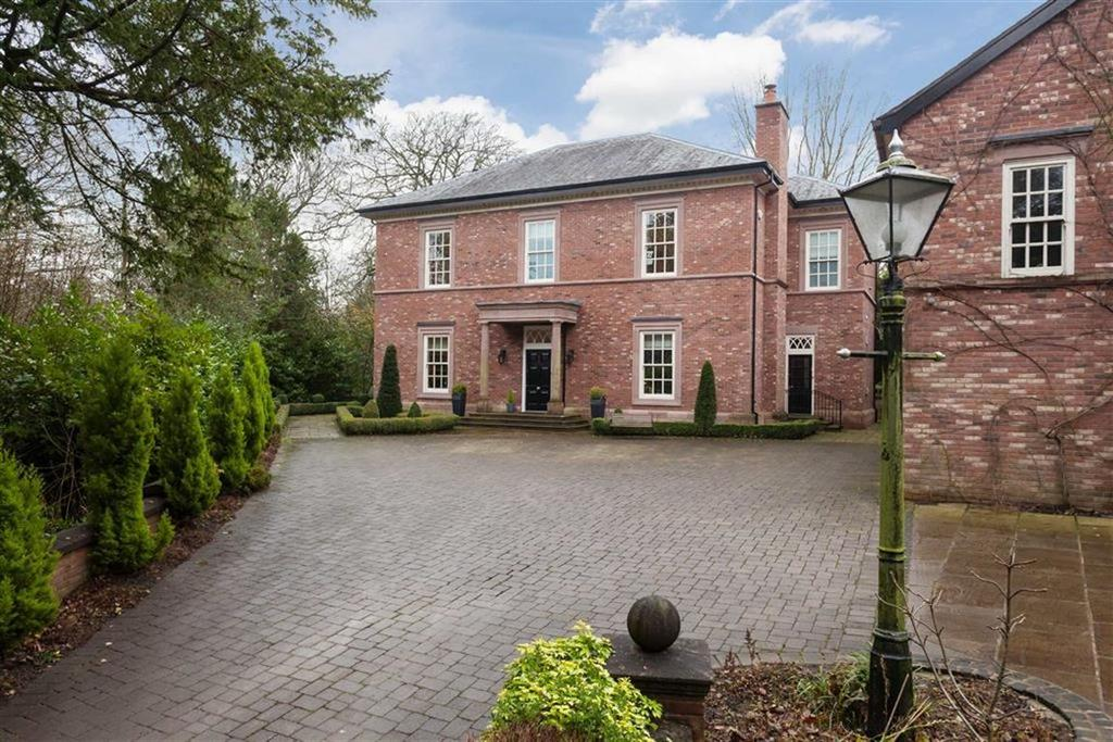 5 Bedrooms Detached House for sale in South Downs Road, Hale, Cheshire, WA14