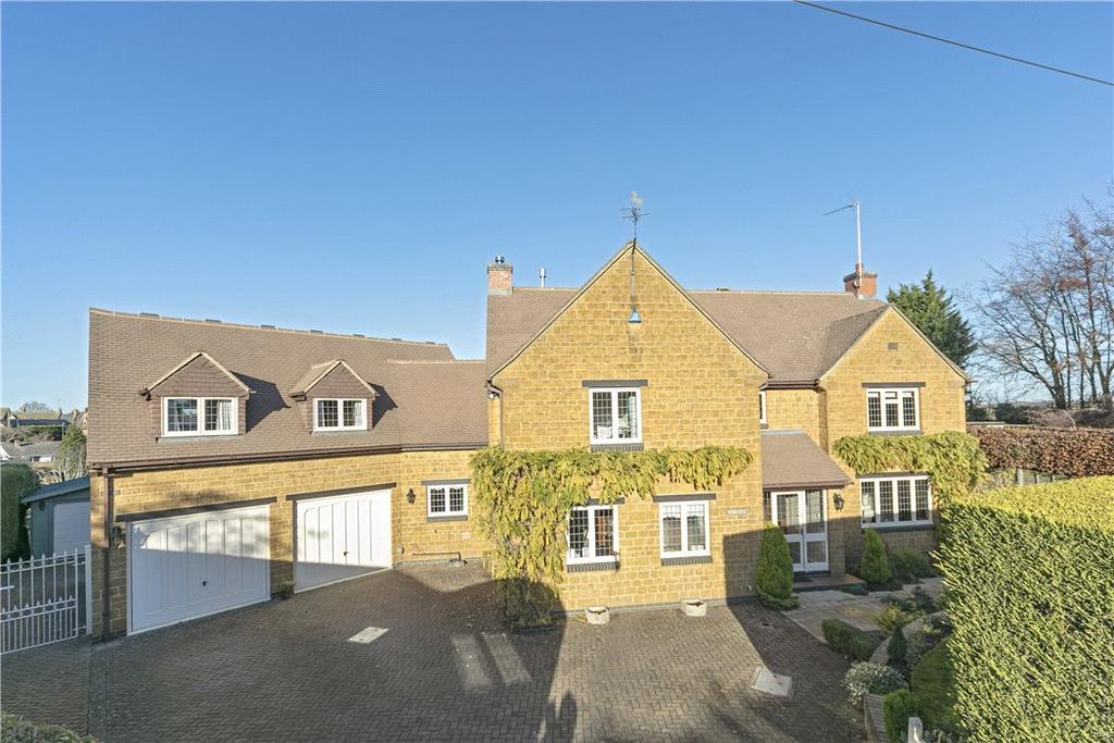 5 Bedrooms Detached House for sale in Banbury Hill, Shutford, Banbury, Oxfordshire, OX15