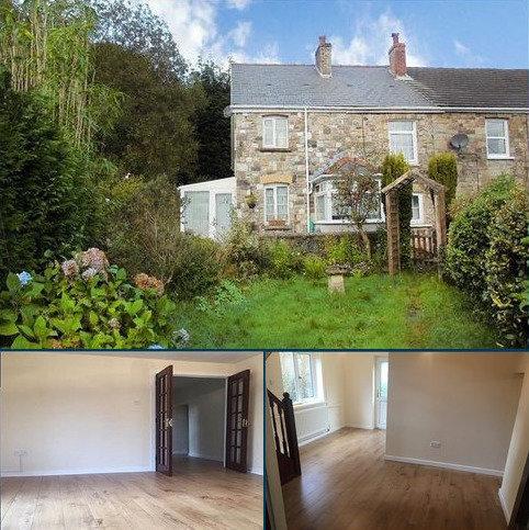 3 bedroom semi-detached house to rent - Heol Gleien , Upper Cwmtwrch, Swansea.