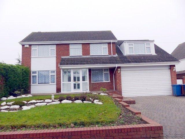 4 Bedrooms Detached House for sale in Elder Lane,Burntwood,Staffordshire