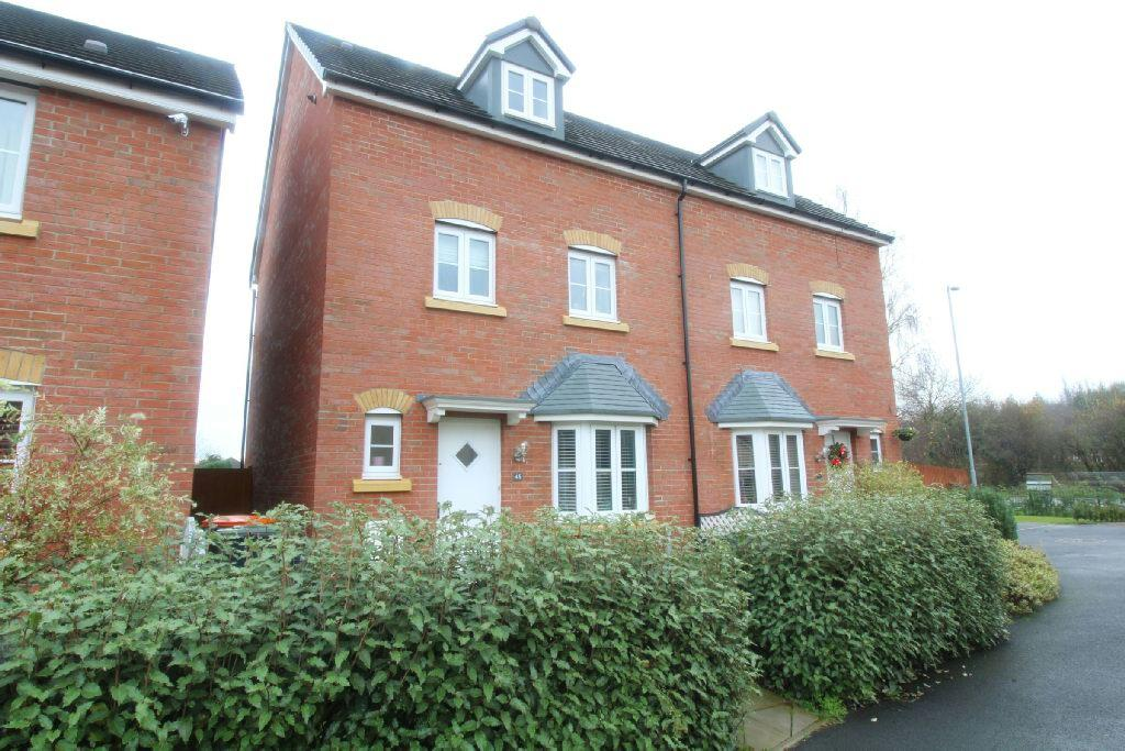 3 Bedrooms Semi Detached House for sale in Maplewood, Langstone, Newport