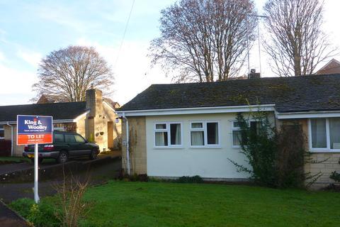 2 bedroom semi-detached bungalow to rent - Hook Norton, Oxfordshire