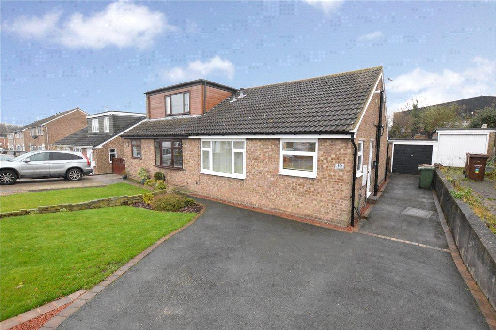 3 Bedrooms Semi Detached Bungalow for sale in Haveroid Way, Crigglestone, Wakefield, West Yorkshire