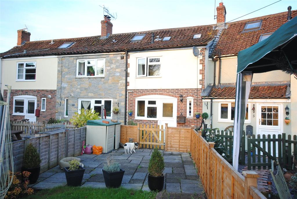 2 Bedrooms Terraced House for sale in Hills Buildings, Kent Street, Cheddar, BS27